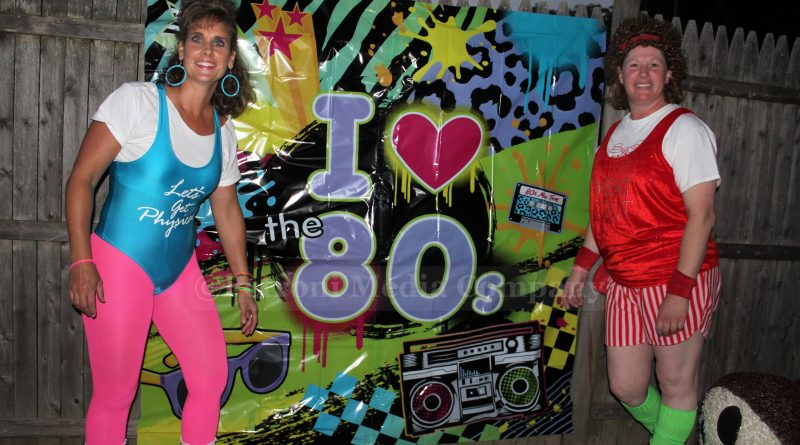 PHOTOS: 80s's Bash Raises $1,825 for Timothy's Toy Box
