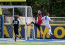 Arno Makes 8 Saves, In Rams 1-1 Tie With Emerson College