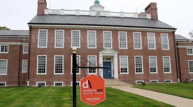 New Exhibits Opening at Framingham State's Danforth Art Museum in July