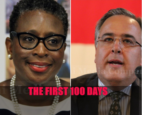 Mayoral Candidates Spicer and Stefanini Discuss First 100 Days Of Their Administration