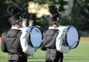 Flyers Marching Band Finishes First in NESBA Competition