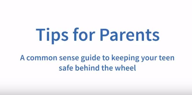 Mass registry of motor vehicles releases video for parents for Massachusetts registry of motor