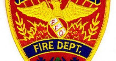 Retired Framingham Deputy Fire Chief, Richard F. Knight, 95