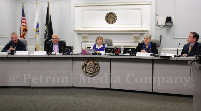 Framingham City Council Advertising For Part-Time City Auditor