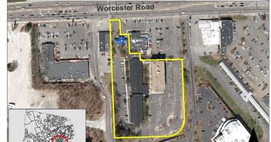 6-Story Hotel Proposed For Route 9 In Framingham