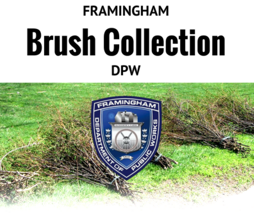 Framingham City Council Approves $200,000 For Special Storm Brush Collection