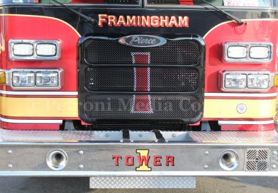 UPDATED: Camper, House Fire in Framingham Displaces Family of 3