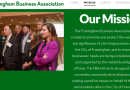 Framingham Business Association Launches New Website; Recruiting New Members