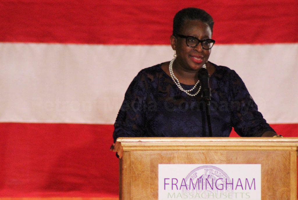 UPDATED: Framingham Mayor Spicer Announces Re-Election Campaign