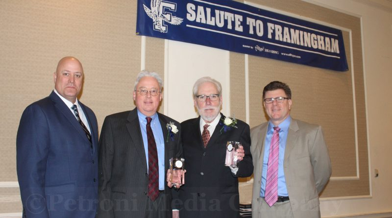 PHOTO OF THE DAY: Bower and Vallely Honored at 26th Annual Salute to Framingham
