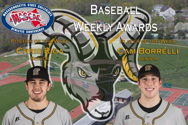 Framingham State Baseball Players Earn Massachusetts State Collegiate Athletic Conference Awards