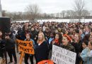 PHOTO OF THE DAY: Framingham High Students Walk Out