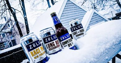Zelus Beer Company To Host Pop-Up Beer Garden in Downtown Ashland in April; Including Marathon Monday