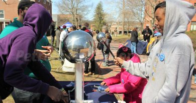 5th Annual Science on State Street Saturday at Framingham State University