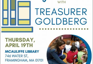 5 Things You Need To Know Today in Framingham: Thursday, April 19, 2018