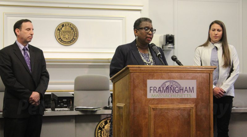 Special Framingham Brush Curbside Collection  Scheduled For Week of May 7