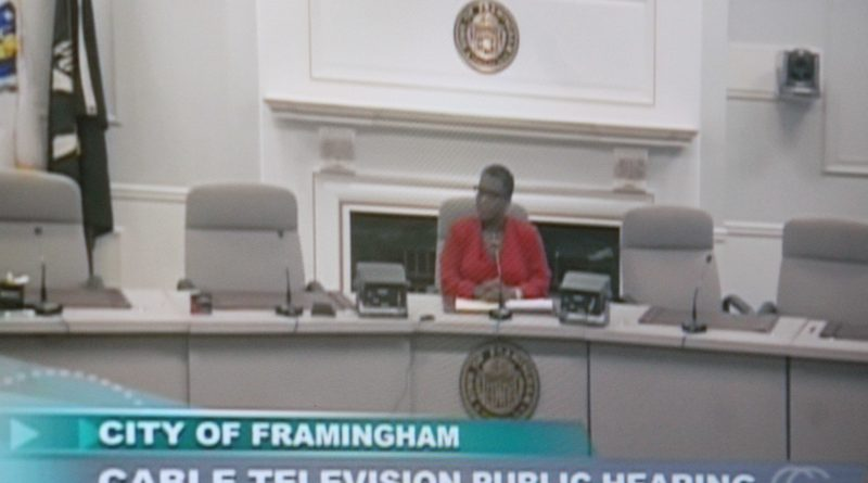 PHOTOS: Cable TV Users Tell Framingham Mayor They Want High Definition Channels, Electronic Program Guide