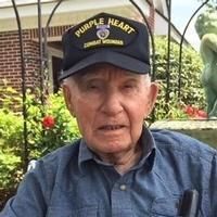 Enrico Lentoni, 99, Received Purple Heart in Battle of the Bulge in World War II; Retired Postal Employee