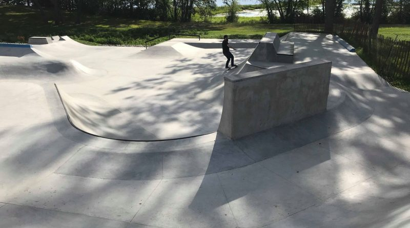 Framingham Skate Park Became A 14-Year Ride For An Unlikely Pair