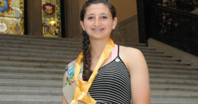 Framingham Teen Earns Highest Girl Scout Award