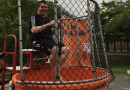 Photo of the Day: Framingham Superintendent Gets Dunked
