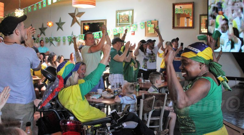 PHOTOS: Surprises in Sunday's World Cup Soccer