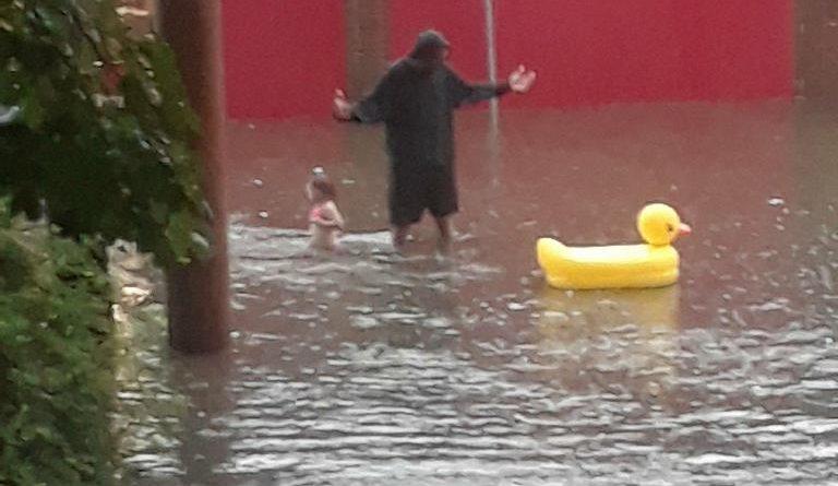 Street Flooding Reported All Over Framingham