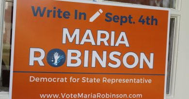 Democrat Robinson Endorsed By Massachusetts Voters For Animals For State Rep. Seat