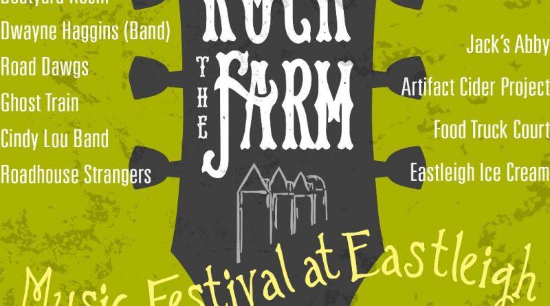 VIDEO:  Racky Thomas Band to Headline the Rock the Farm Music Festival Saturday