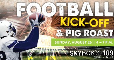 Skybokx 109 Kicking Off Football Season With A Pig Roast