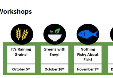 Framingham State Unveils Public Cooking Workshops