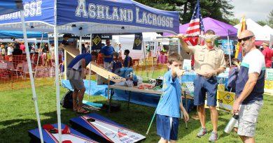 SLIDESHOW: Scenes From Ashland Day 2018