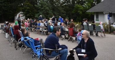 PHOTOS: Edwards Church Hosts Blessing of the Animals Ceremony At Its Annual Outdoor Service