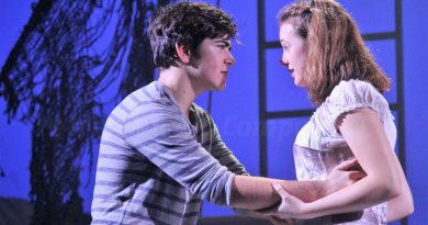 SLIDESHOW: Opening Night For Peter and the Starcatcher at Framingham High