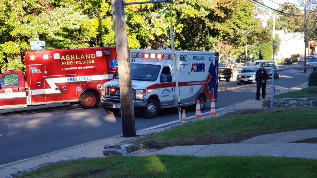 UPDATED: 1 Person Taken To Hospital Following Serious Crash on