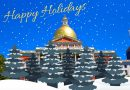 State Rep. Lewis Inviting Framingham and Ashland Youth To Design 'Happy Holidays' Card