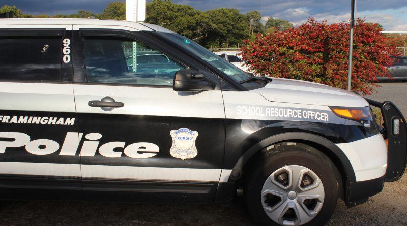 Framingham Police Log Archives - Framingham Source