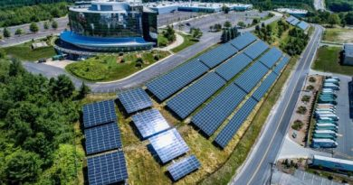 4,000 Solar Panel Project Installed on Bose Mountain