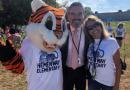 PHOTO OF THE DAY: Hemenway PTO Hosts Tiger Fun Run