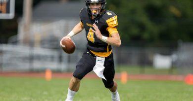 Quarterback Named Framingham State Athlete of the Week