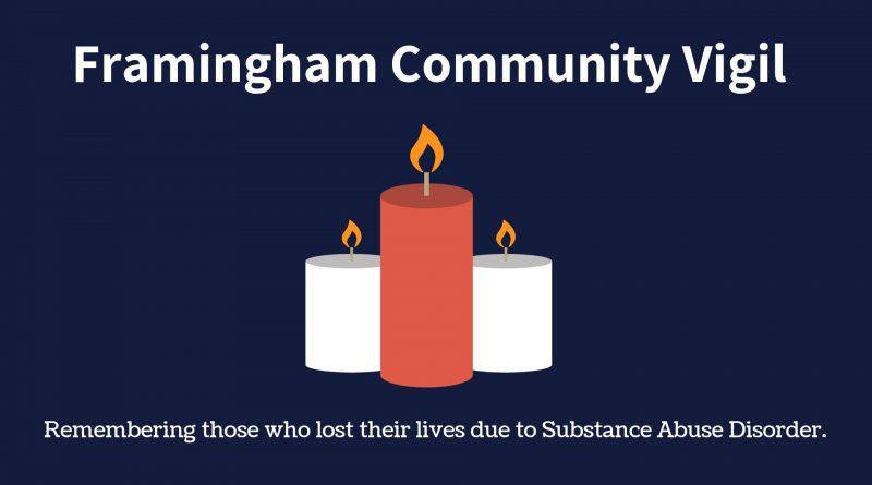 Framingham FORCE Hosting Community Vigil on Dec. 1