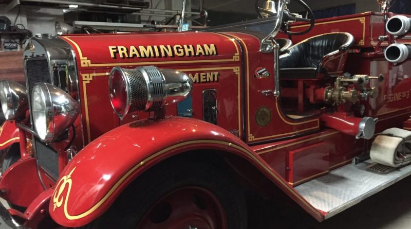 Santa To Arrive On Antique Fire Truck To 6th Annual Gifts That Give Holiday Fair