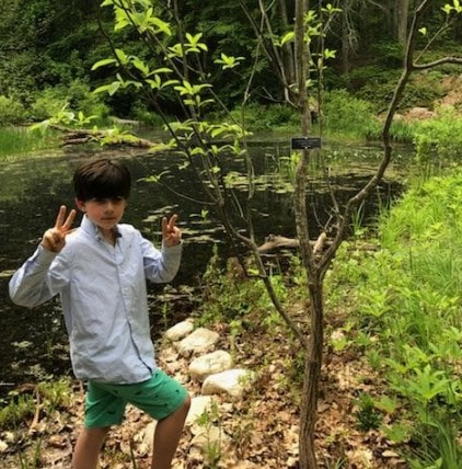 UPDATED: Third Grader Challenges Framingham To Plant Trees
