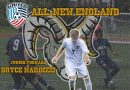 Nardizzi Earns United Soccer Coaches All-New England Honors