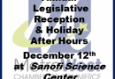 MetroWest Chamber Hosting Legislative Reception at Sanofi Science Center Wednesday