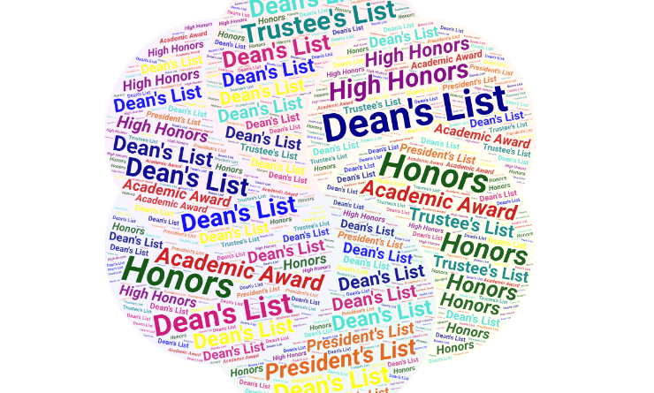 Trio of Ashland Students Earn Dean's List at Roger Williams University
