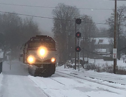 MBTA: Icy Conditions Could Cause Delays Tuesday