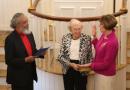 Bump Sworn in For 3rd Term As Massachusetts Auditor