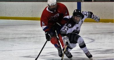 Parker Propels Flyers To 5-1 Victory Over Rockets