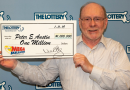 Framingham Man Wins $1 Million Lottery Prize
